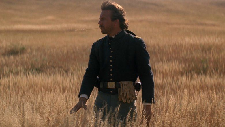 Dances with Wolves movie scenes