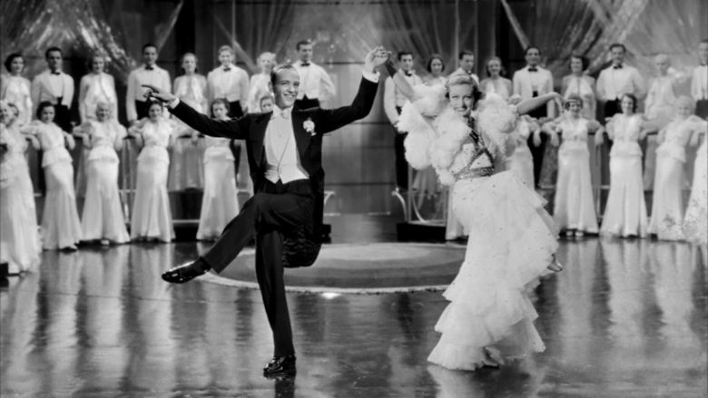 Dancing Lady movie scenes