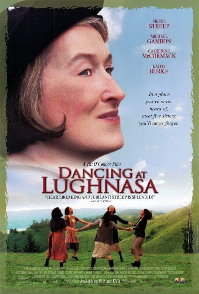 Dancing at Lughnasa (film) movie poster