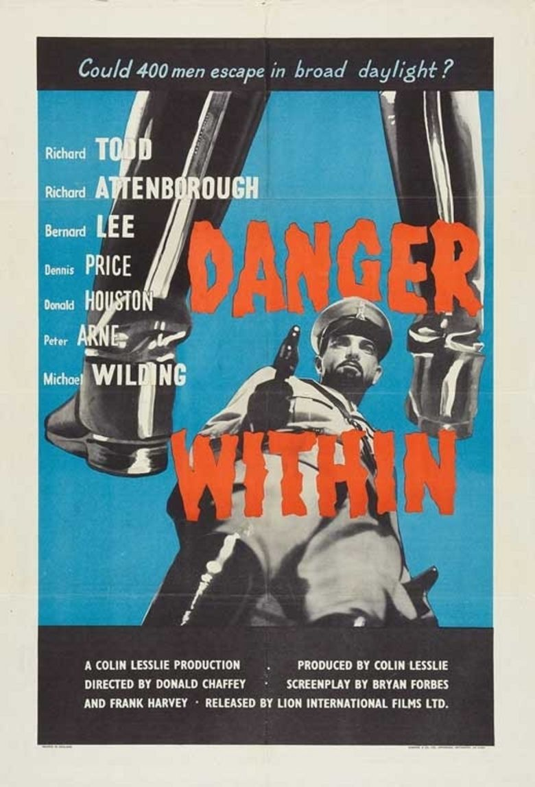 Danger Within movie poster