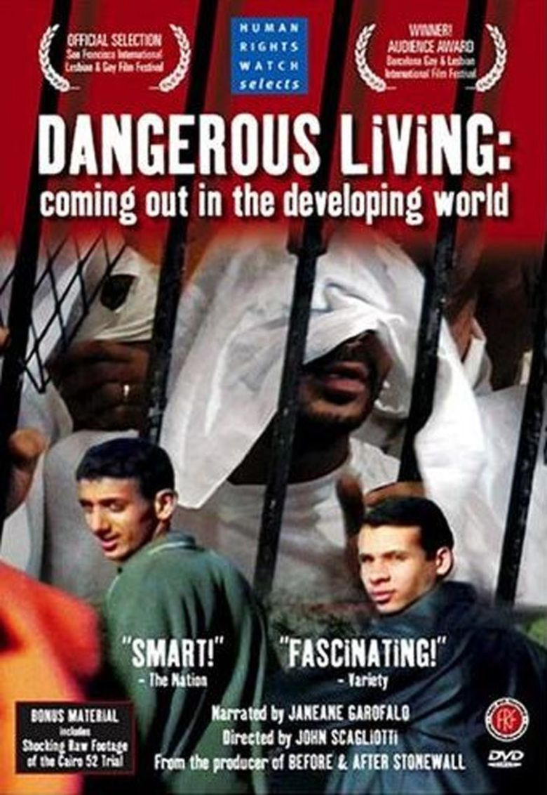 Dangerous Living: Coming Out in the Developing World movie poster