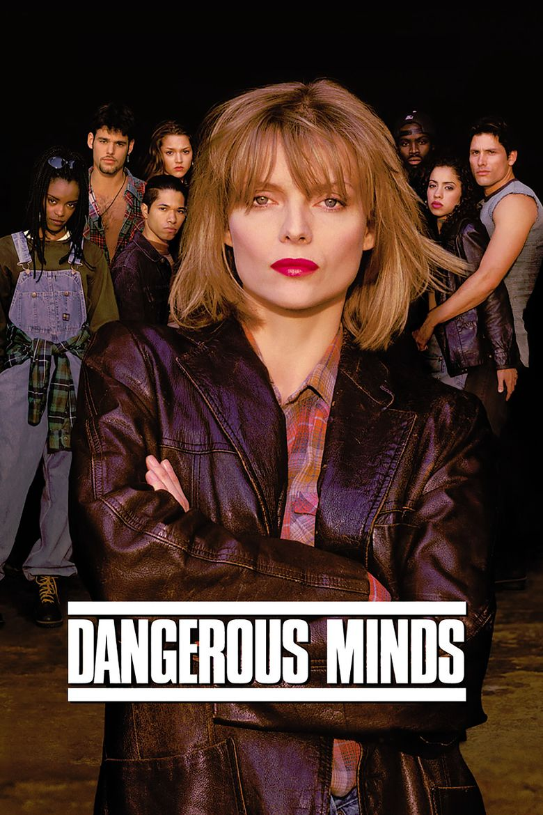 Dangerous Minds movie poster