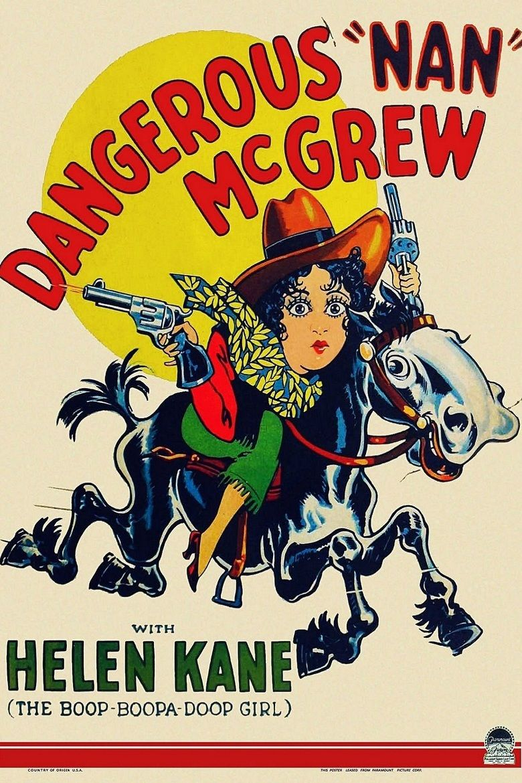 Dangerous Nan McGrew movie poster