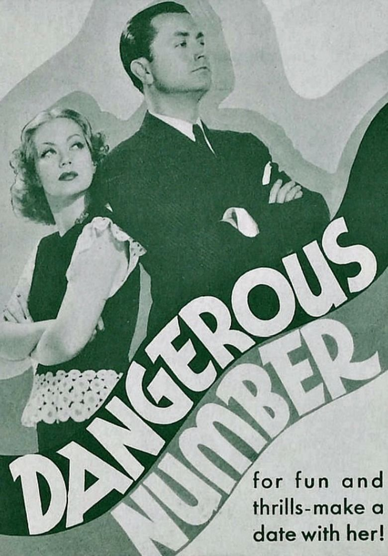 Dangerous Number movie poster