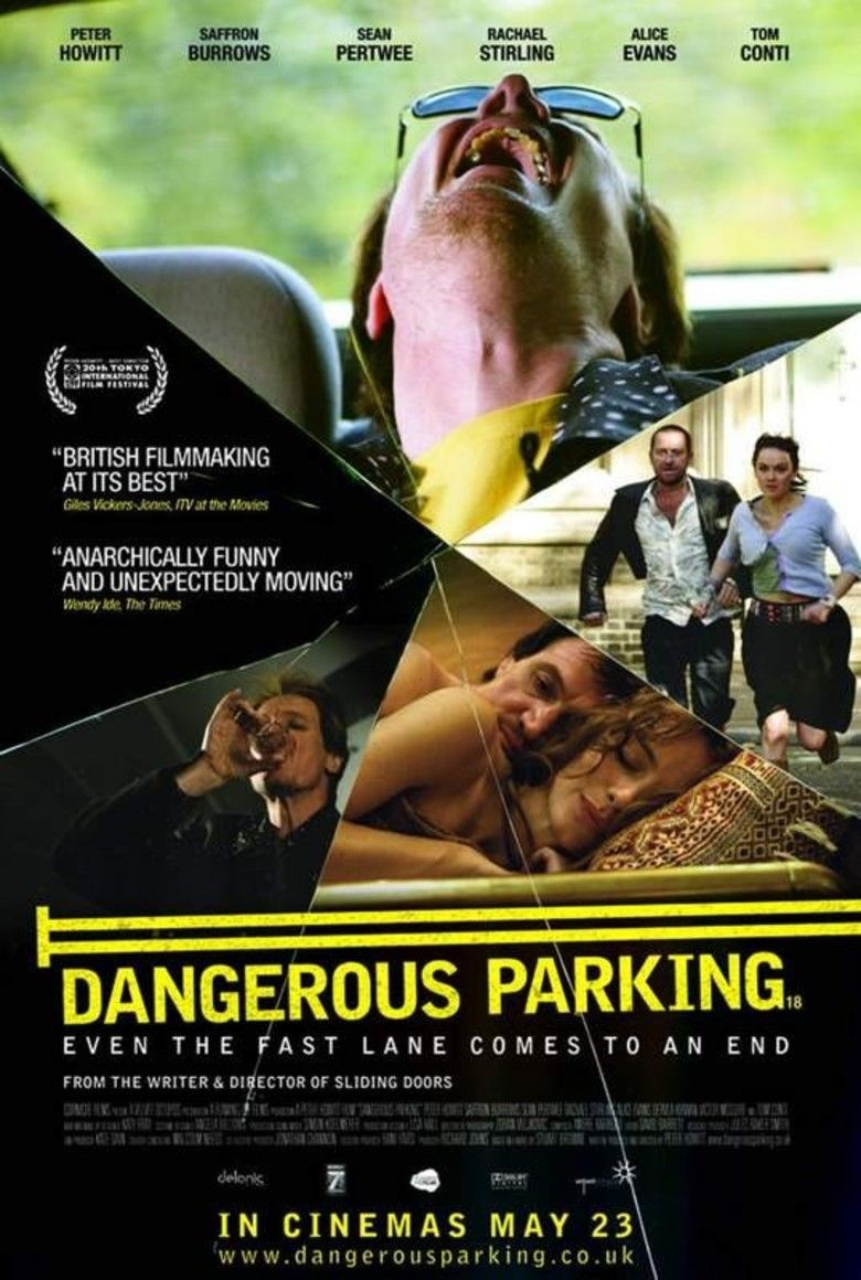 Dangerous Parking movie poster