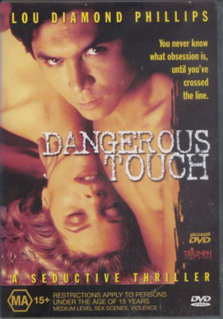 Dangerous Touch movie poster