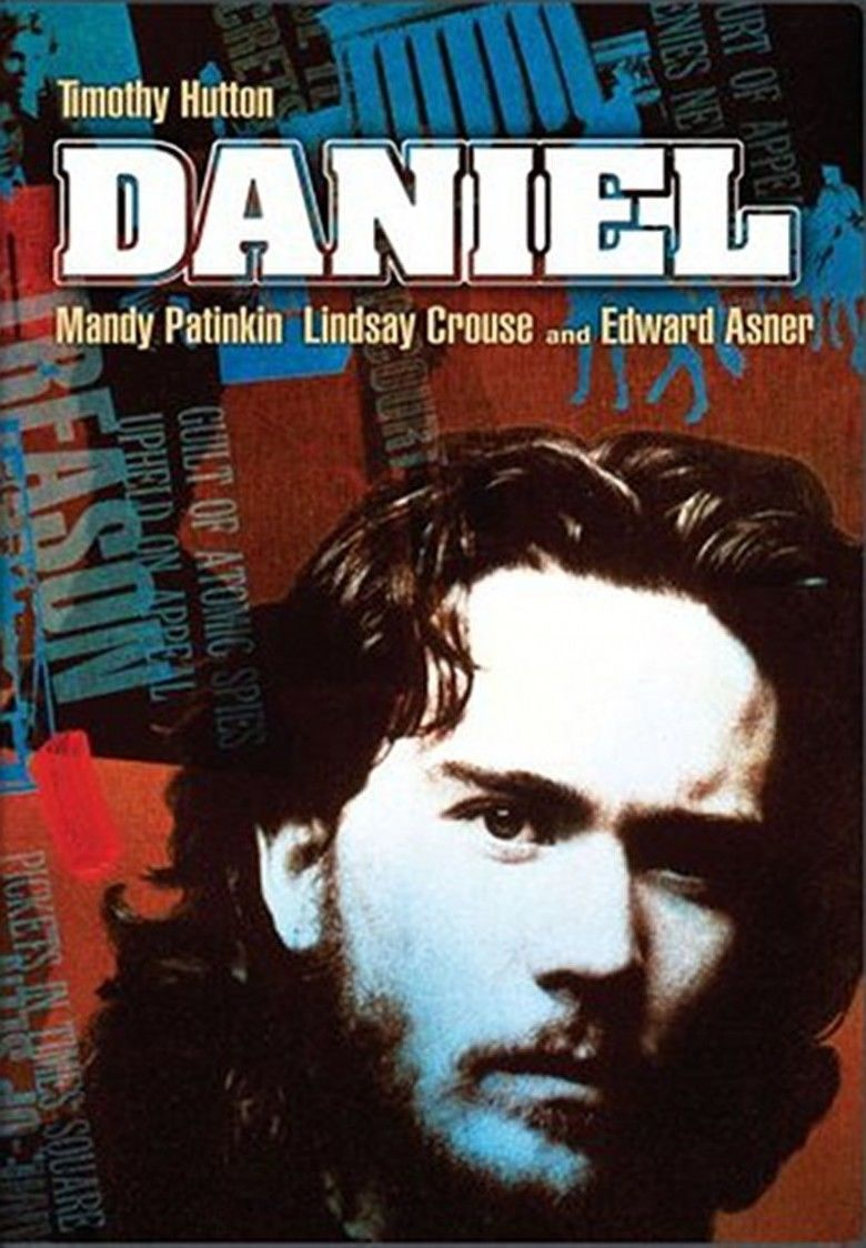 Daniel (film) movie poster