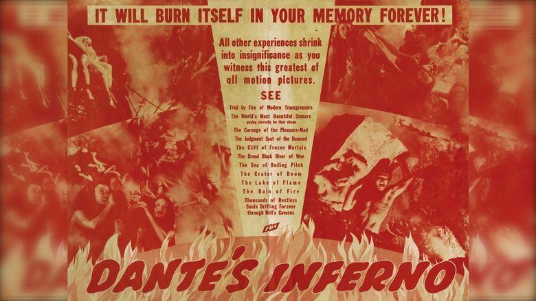 Dantes Inferno (1935 film) movie scenes