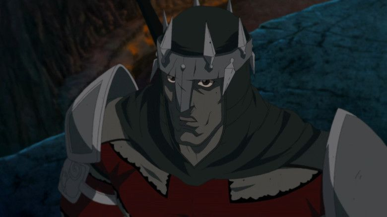 dantes inferno an animated epic