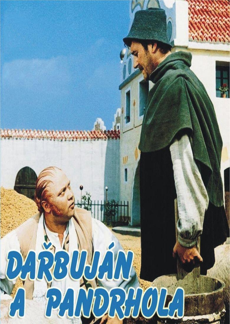 Darbujan a Pandrhola movie poster