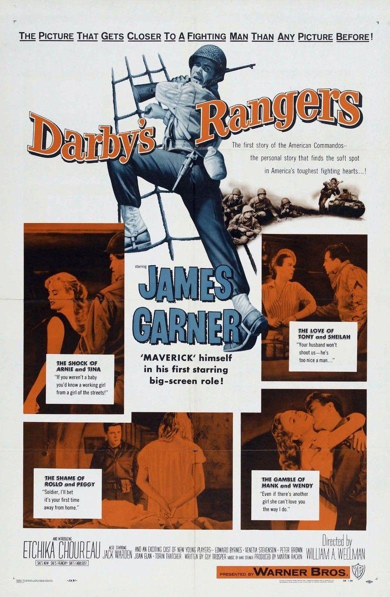 Darbys Rangers movie poster