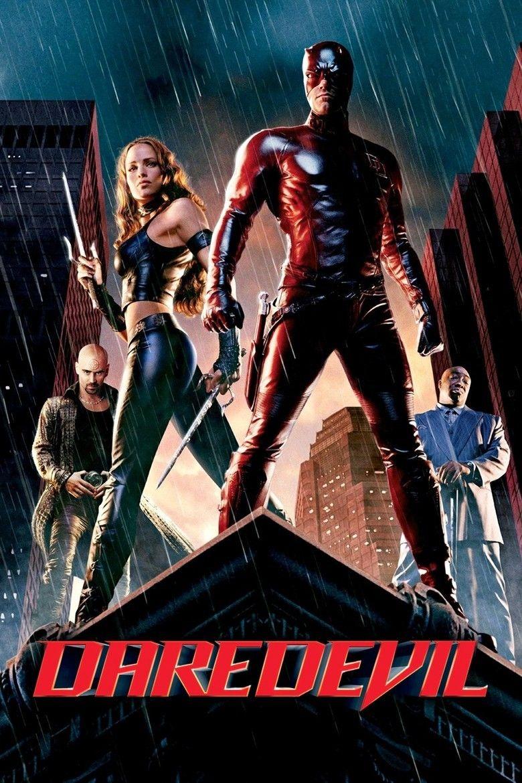 Daredevil (film) movie poster