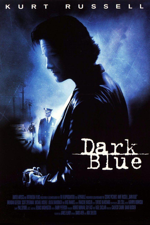 Dark Blue (film) movie poster