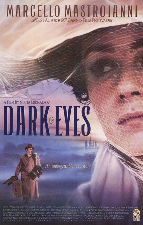 Dark Eyes (film) movie poster