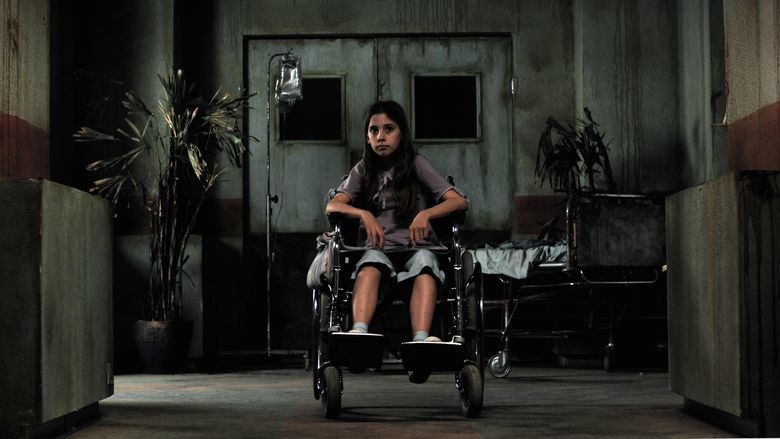 Dark Floors movie scenes