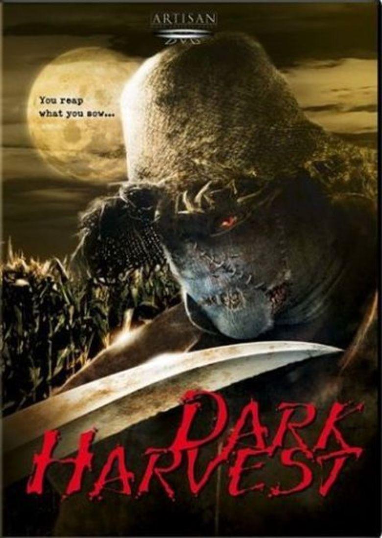 Dark Harvest movie poster