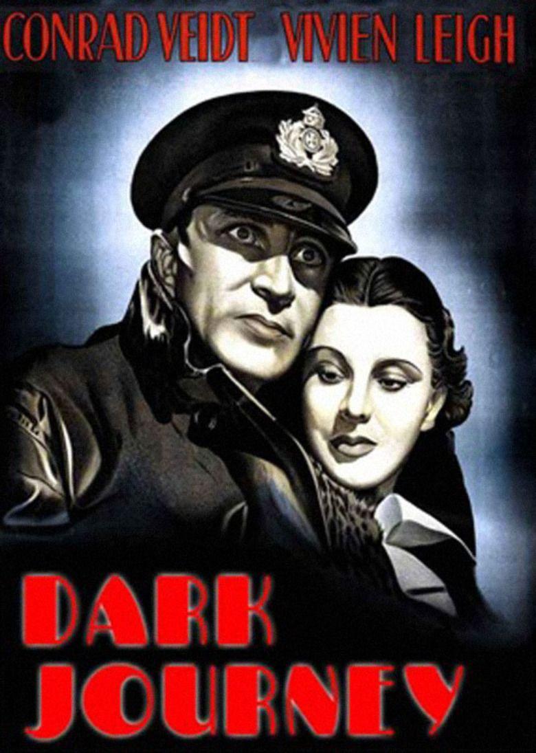Dark Journey (film) movie poster
