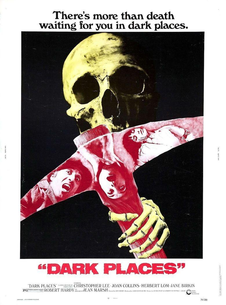 Dark Places (1973 film) movie poster