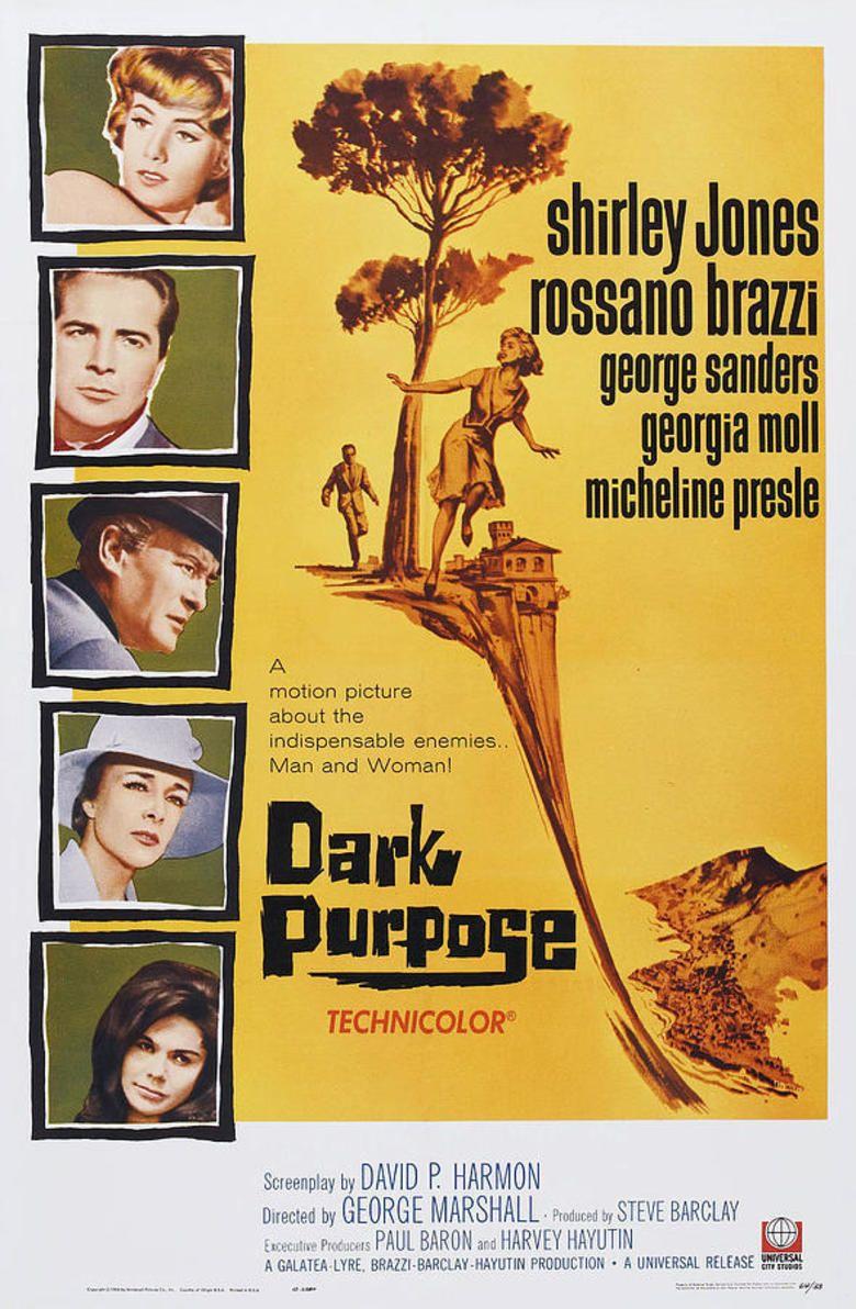 Dark Purpose movie poster