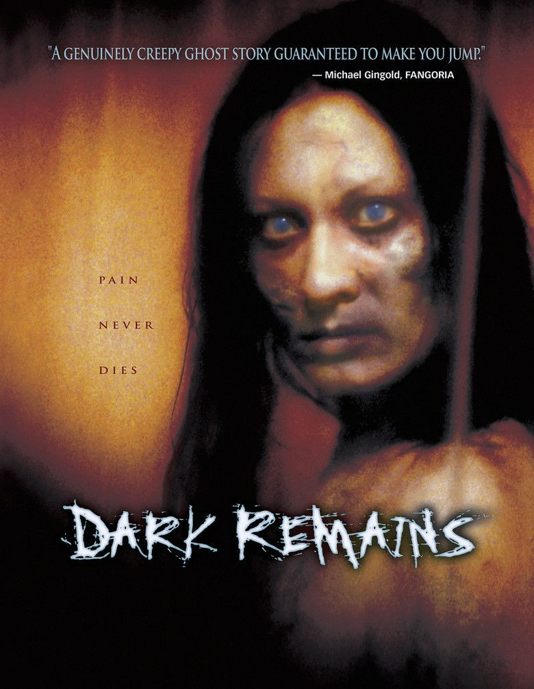 Dark Remains movie poster