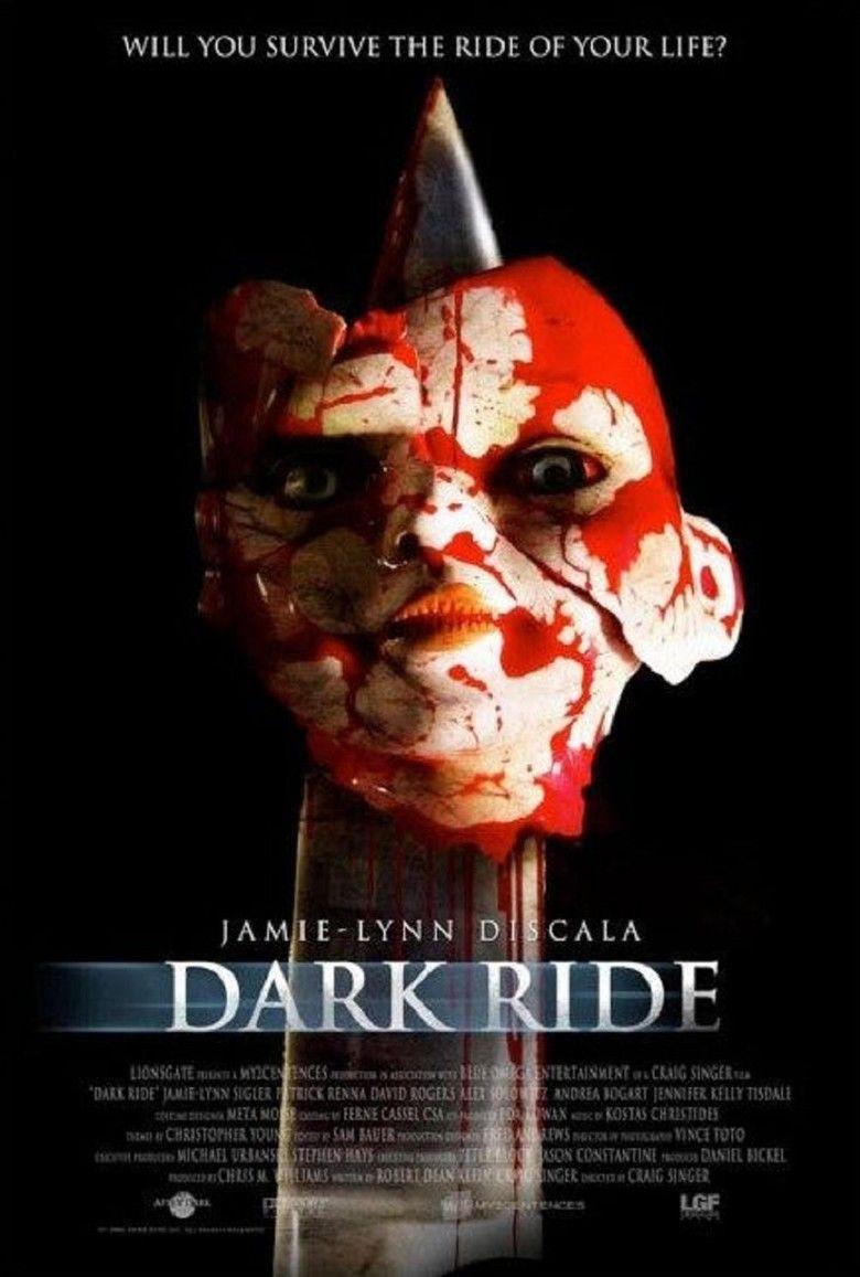 Dark Ride (film) movie poster