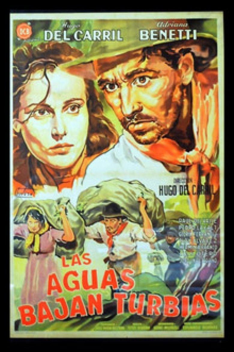 Dark River (1952 film) movie poster