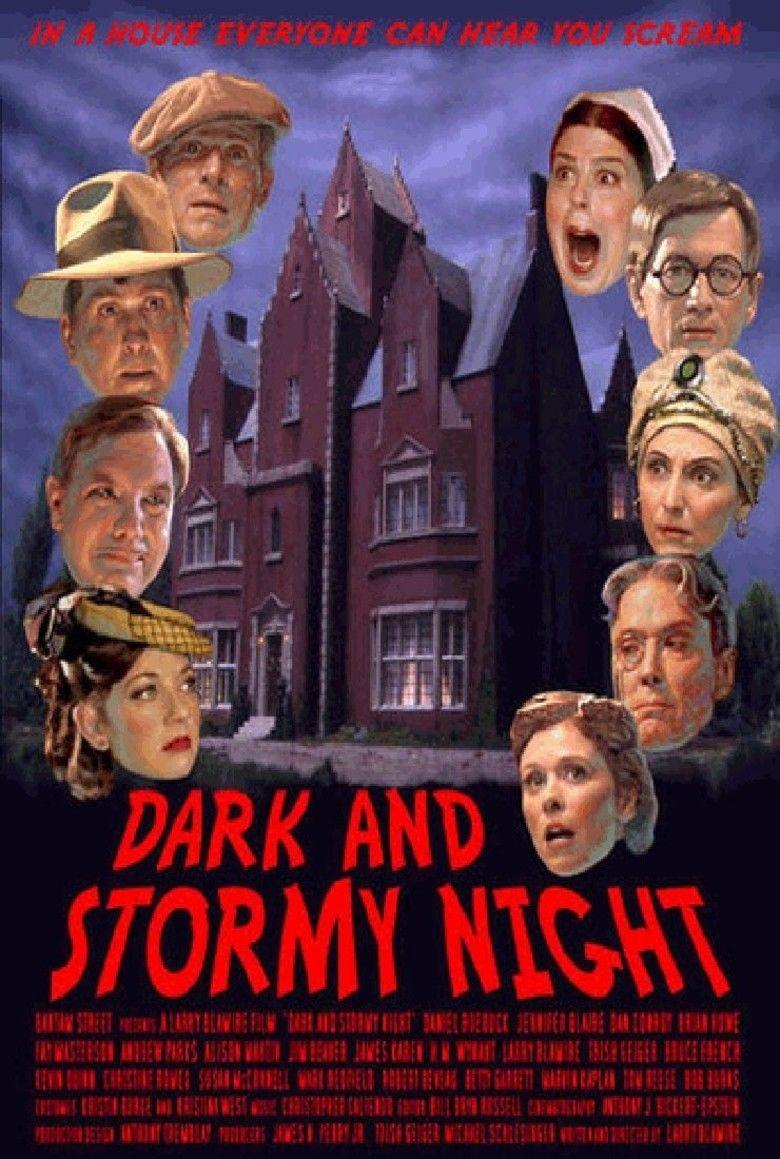 Dark and Stormy Night movie poster