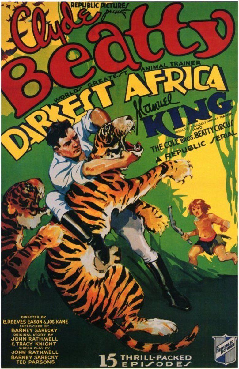 Darkest Africa movie poster