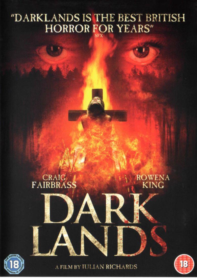 Darklands (film) movie poster