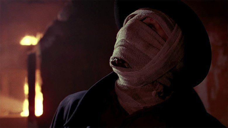 Darkman movie scenes