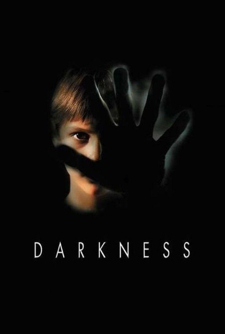 Darkness (2002 film) movie poster