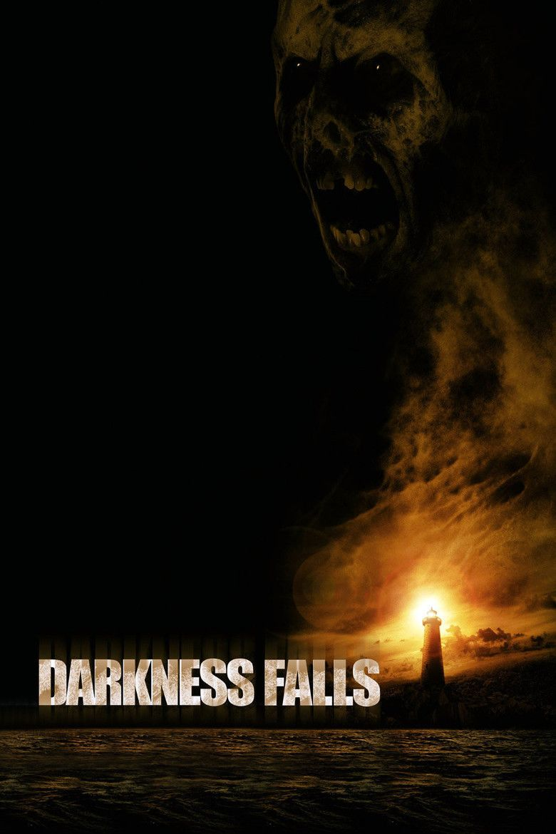 Darkness Falls (2003 film) movie poster