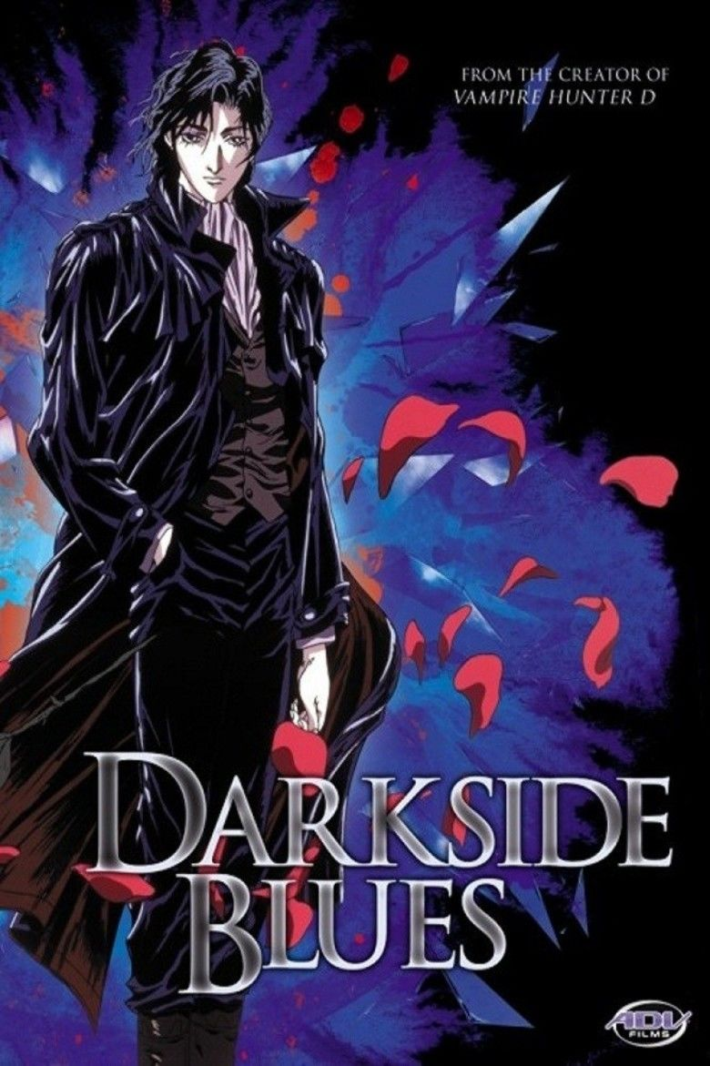 Darkside Blues movie poster