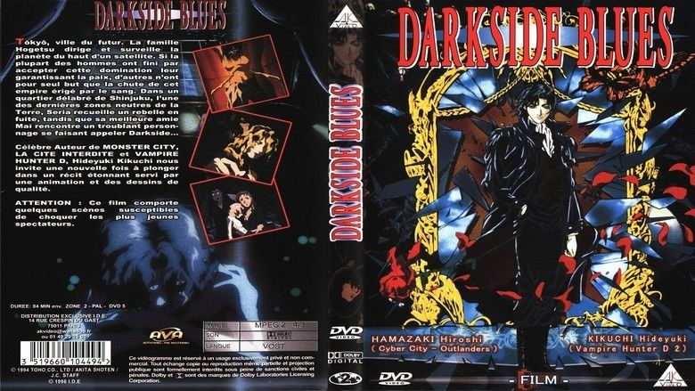 Darkside Blues movie scenes