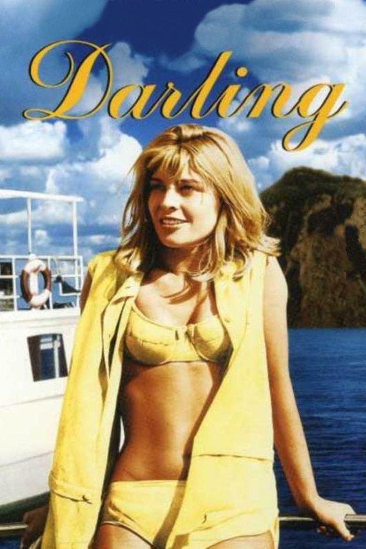 Darling (1965 film) movie poster