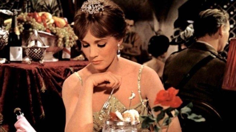 Darling Lili movie scenes