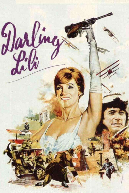 Darling Lili movie poster