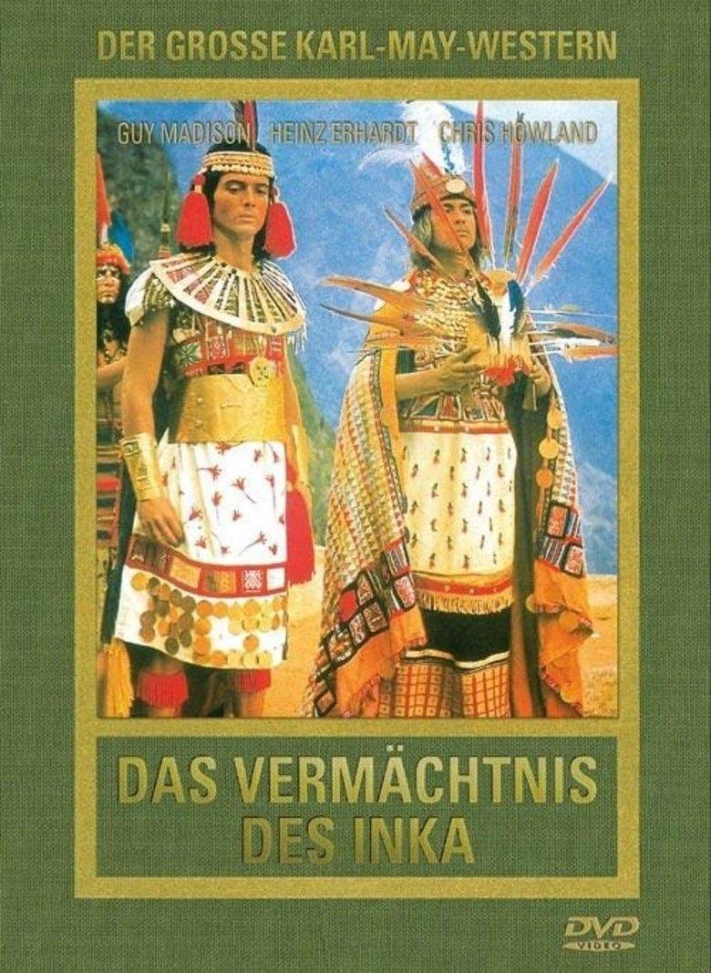 Das Vermachtnis des Inka movie poster