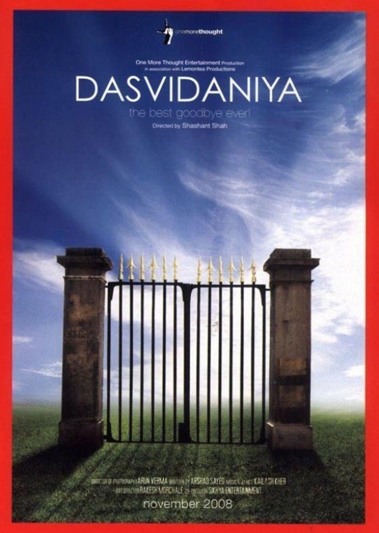 Dasvidaniya movie poster
