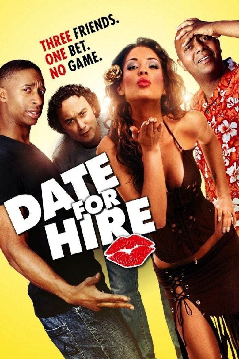 Date for Hire movie poster