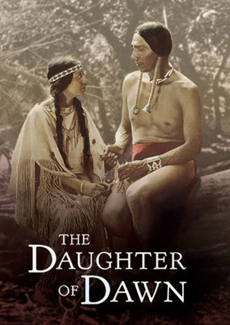 Daughter of Dawn movie poster