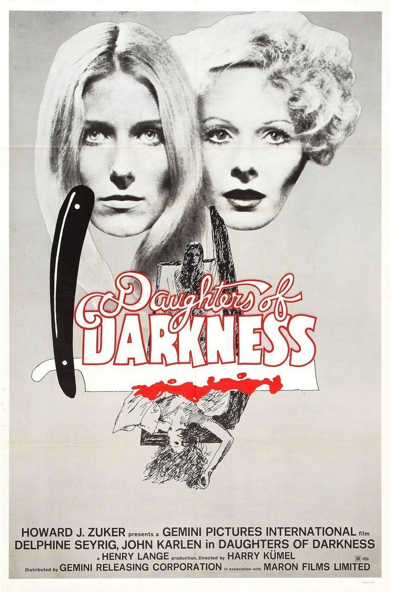 Daughters of Darkness movie poster