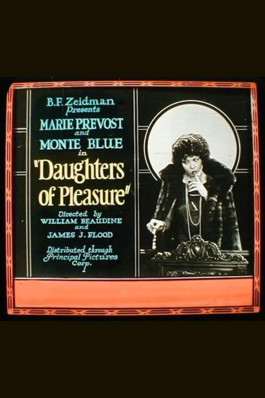 Daughters of Pleasure movie poster
