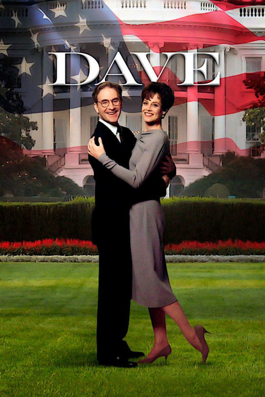 Dave (film) movie poster