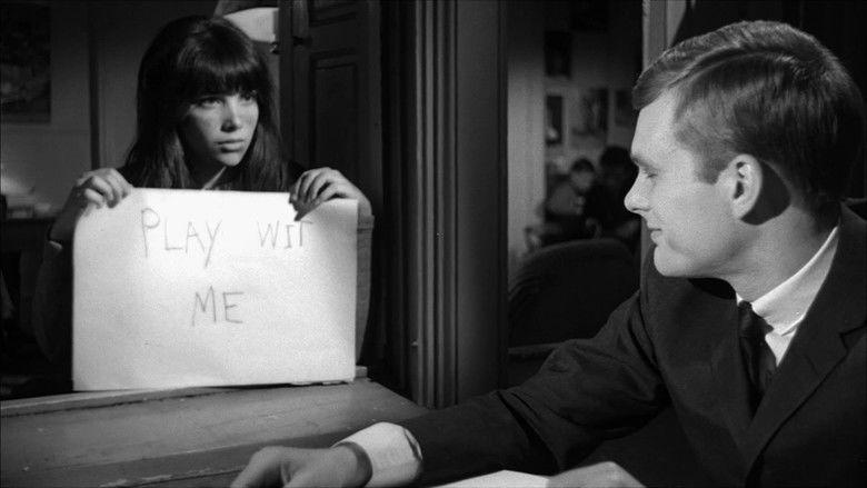 David and Lisa movie scenes