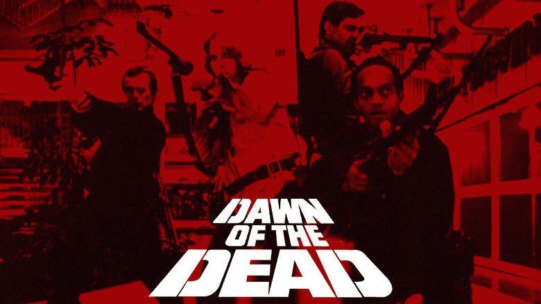 Dawn of the Dead movie scenes
