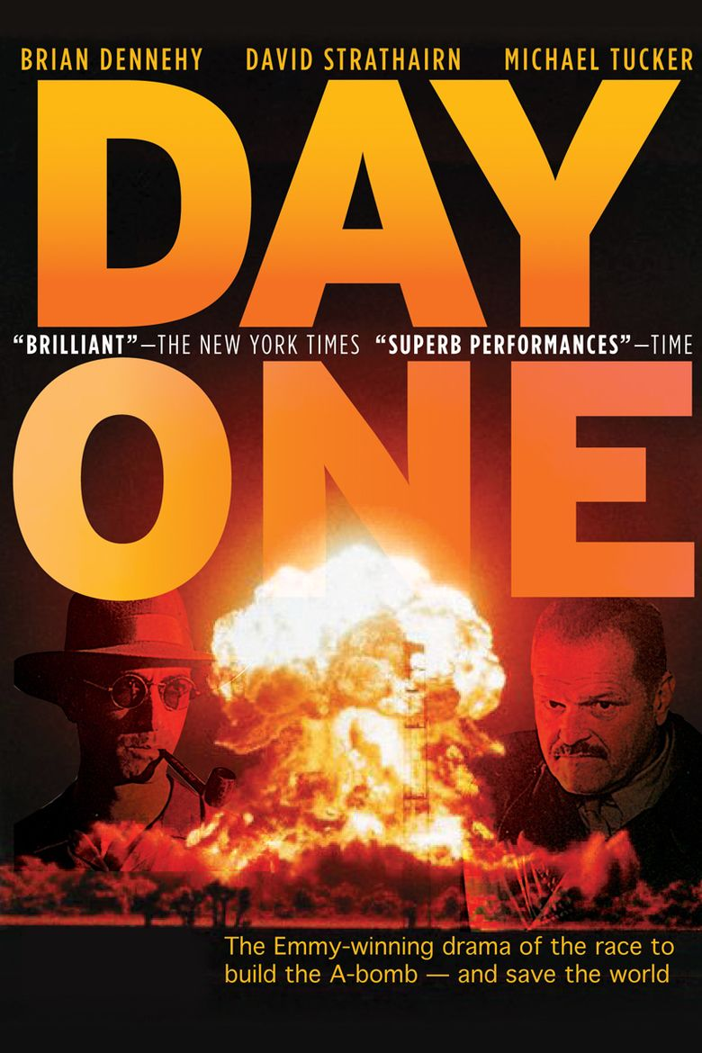 Day One (1989 film) movie poster