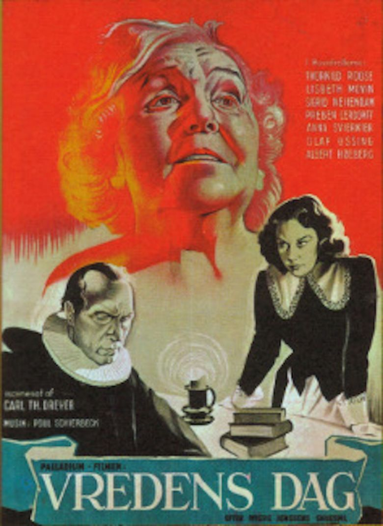 Day of Wrath movie poster