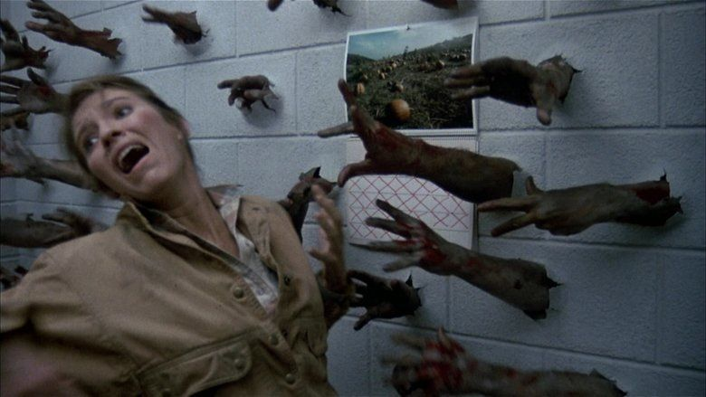 Day of the Dead (1985 film) movie scenes