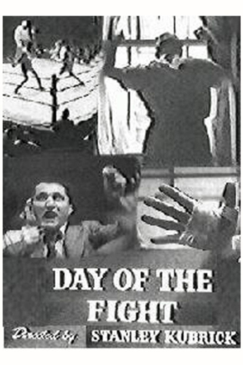 Day of the Fight movie poster